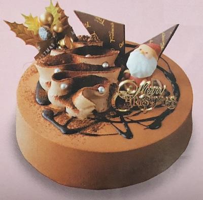 フルーツケーキファクトリークリスマスショコラ