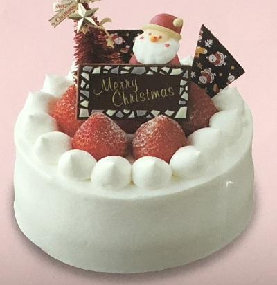 フルーツケーキファクトリークリスマスショート