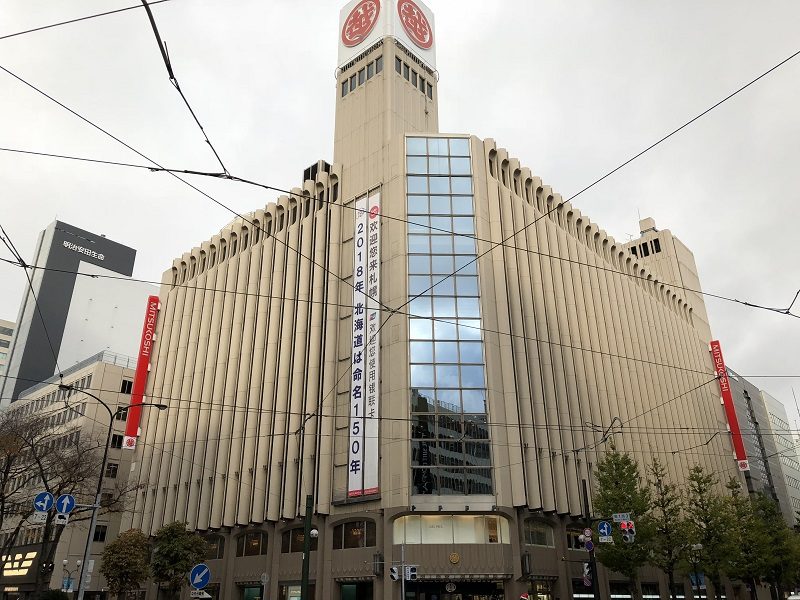 三越札幌店