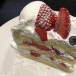 フルーツケーキファクトリー・いちごショートケーキ