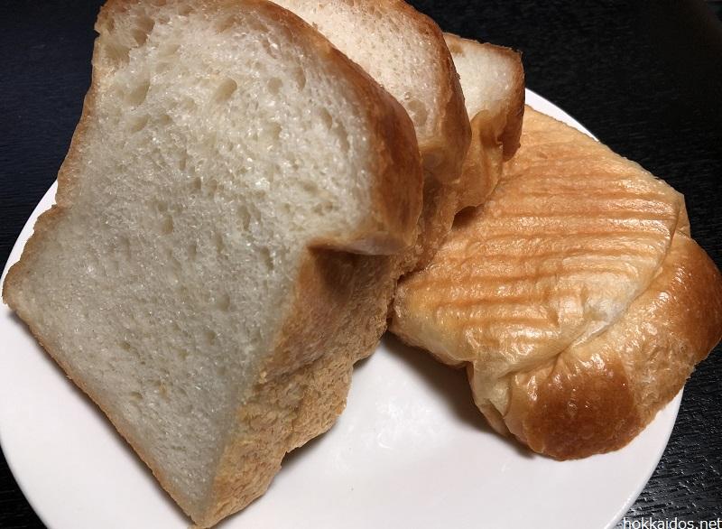 ムーンベーカリー円麦食パン