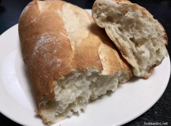 ルパンソフトフランスパン断面
