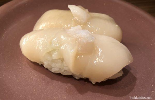 回転寿司ぱさ-るほたて