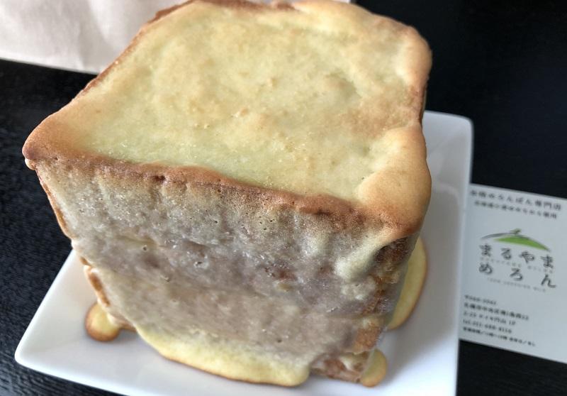 まるやまめろんめろん食パン