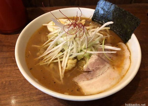 メディスン麺赤麺