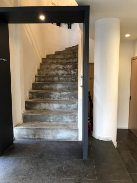 ノイモンドオーガニックカフェ2階