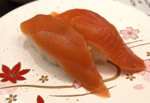 回転寿司くるくる寿司サーモン