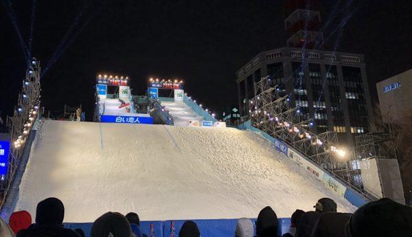札幌雪まつり白い恋人パークエア