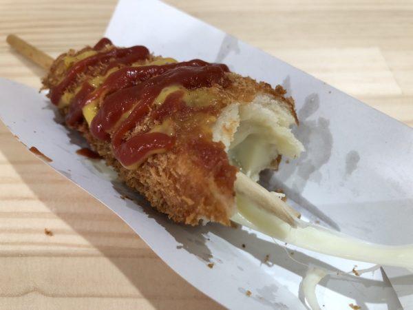 ラン&ランチーズドッグ