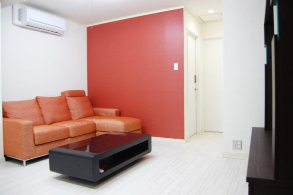 家具家電付きマンション