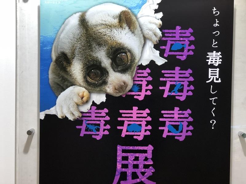 猛毒展札幌パルコ