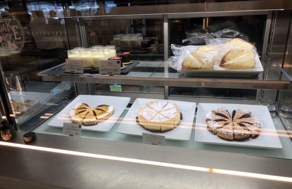 MORIHICOケーキ