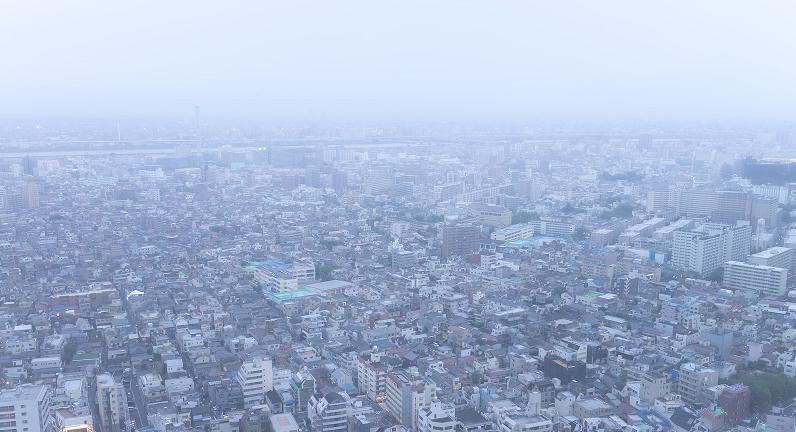 PM2.5北海道札幌