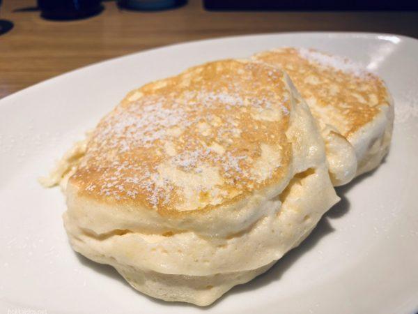 むさしの森珈琲パンケーキ