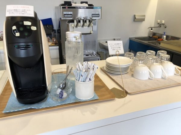 パティスリーリーモコーヒー