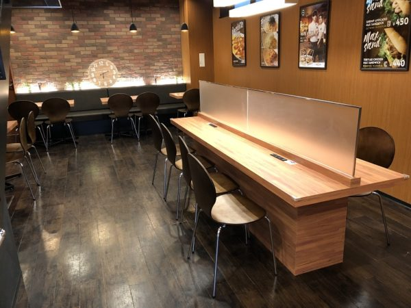 マックスカフェすすきの1階
