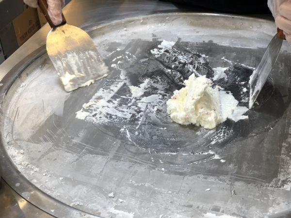 マンハッタンロールアイスクリーム作り方