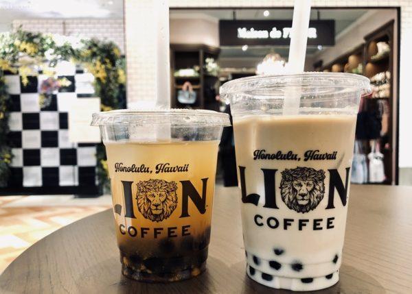 ライオンコーヒータピオカサイズ