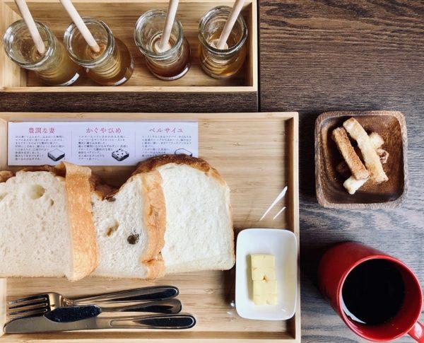 乃木坂な妻たち食パンセット