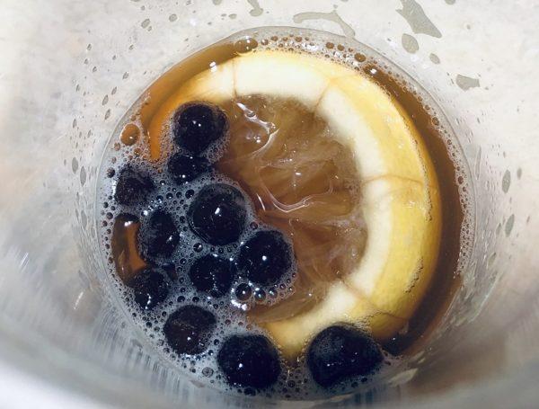 千禧茶(センキチャ)丸ごとレモン紅茶タピオカ