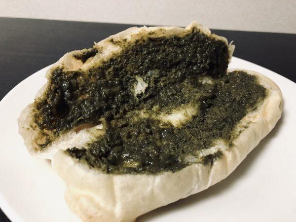 小麦工房RIN抹茶クリームコッペパン