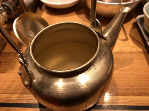 札幌王将苑焼肉スープ