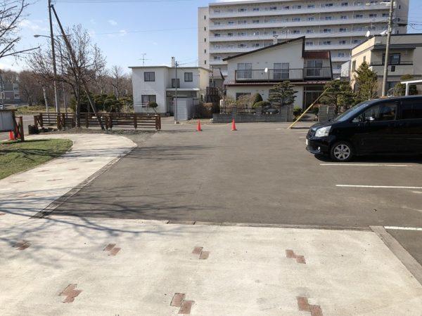 COCOBONココボン駐車場
