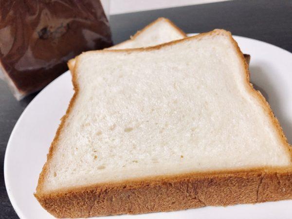 ほっこりぱん食パン