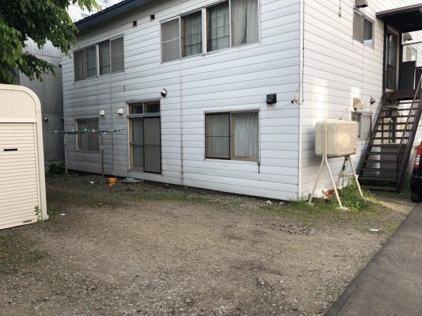 アモール札幌駐車場