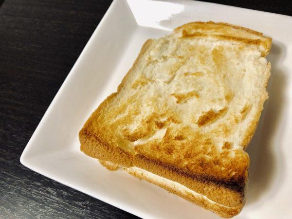 アンビシャス食パントースト