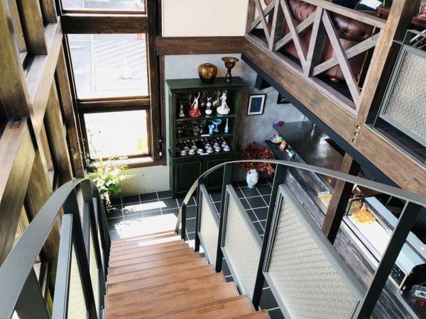 ギャラリーカフェルーシー2階