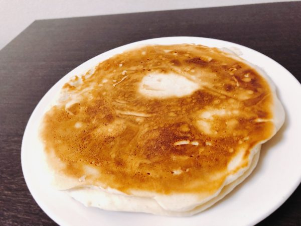 コバスコンパンケーキ焼き