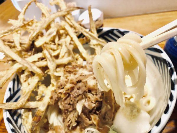 増田うどん麺