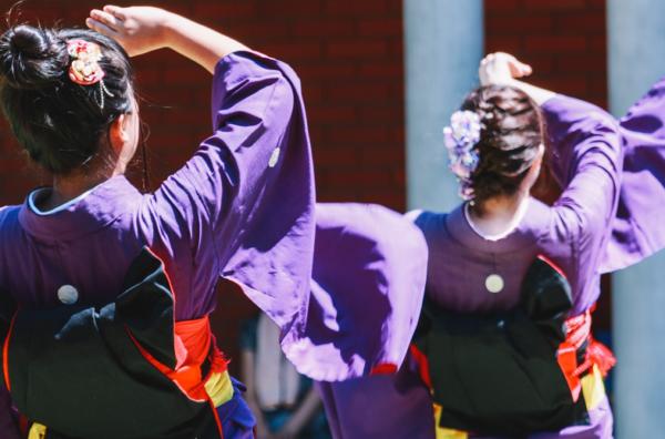 夏祭り盆踊り