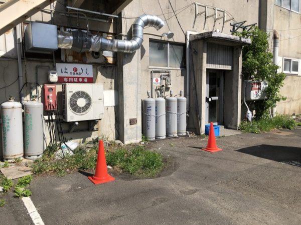 奥芝商店真駒内駐車場