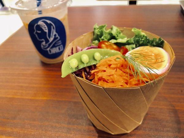 CHAICOキーマカレーサラダ
