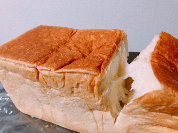 シロクマベーカリーオーガニックファクトリー生食パンもっちり