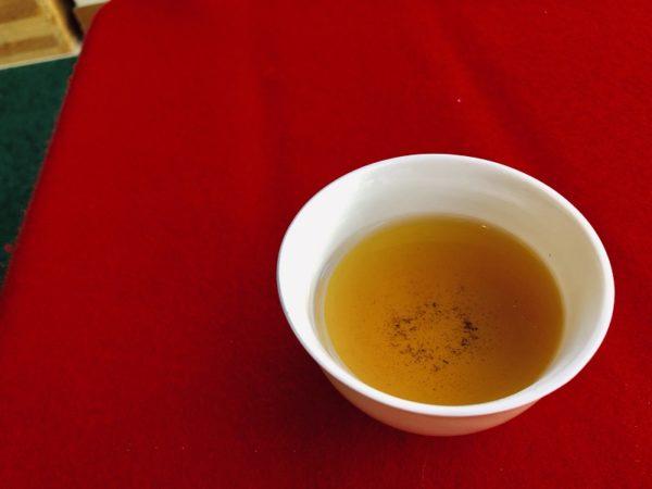 玉翠園ほうじ茶