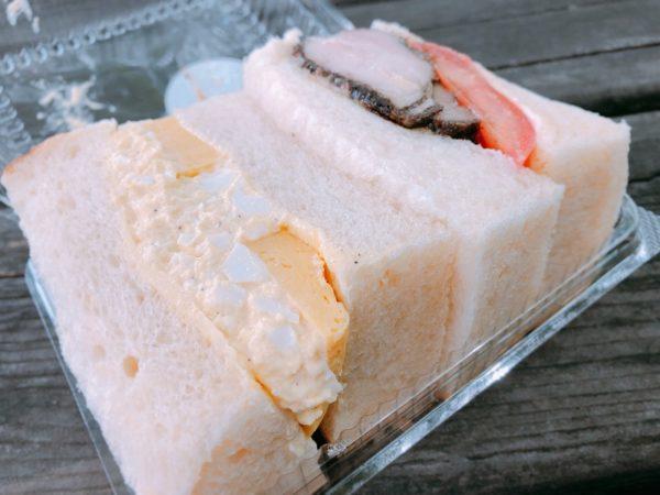 ことにサンド玉子サンドイッチ