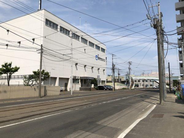 アクロスプラザ札幌南22条アクセス
