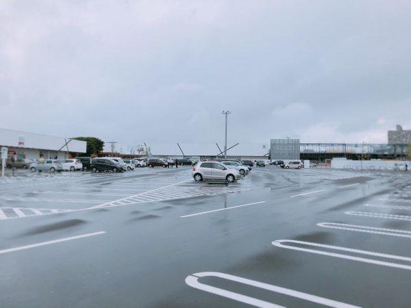 ブランチ札幌月寒駐車場