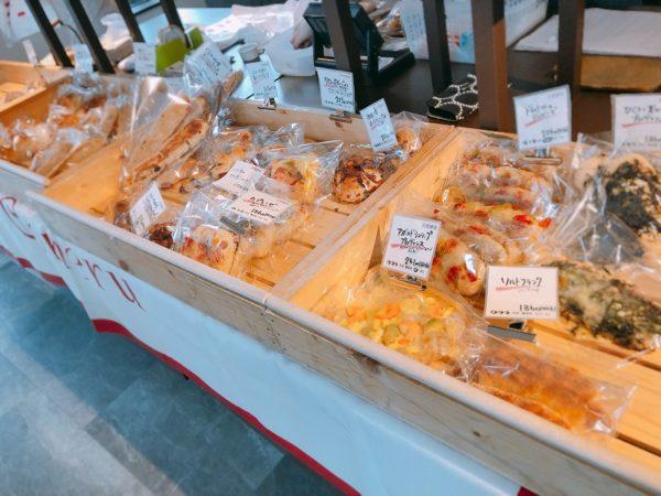 ベーカリーコネルブランチ札幌月寒パン