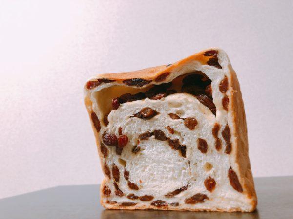 ルミトロンレーズン食パン