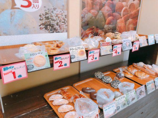 北欧麻生菓子パンランキング