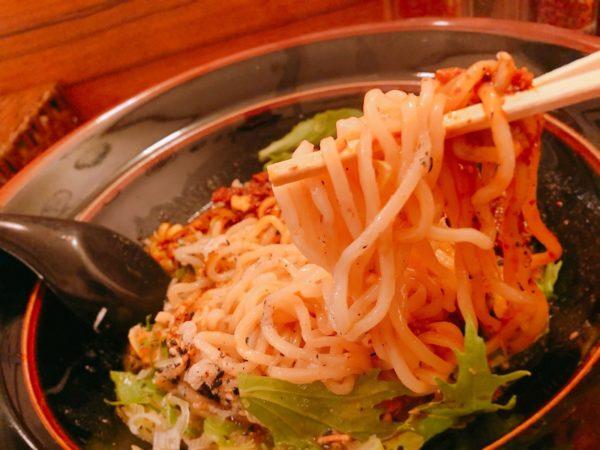 担々麺獅子王麺