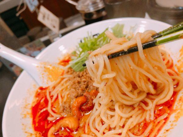 175担々麺細麺