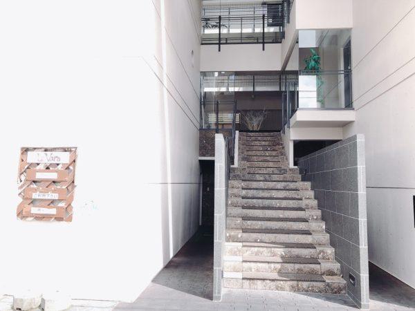 レヴァーロ2階