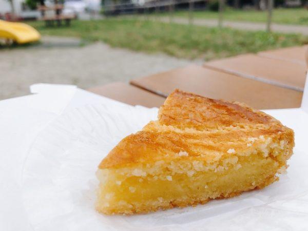 廣川菓子製作所バスクケーキ