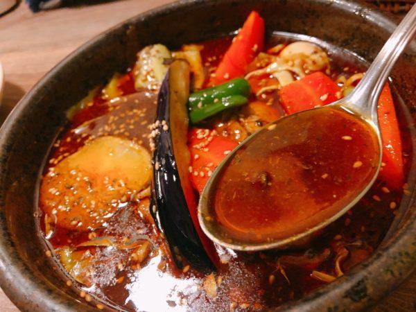 スープカレーべすスープ