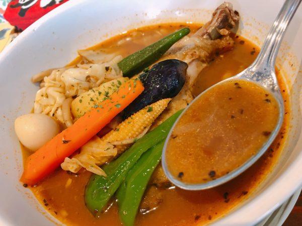 スープカレーカンクーンスープ